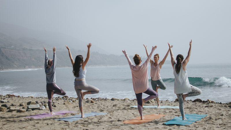 Hälsokick med Yoga